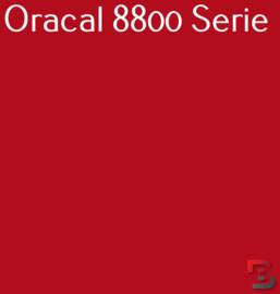 Oracal 8800 Translucent Premium Cast Film 8800-017 Cherry Red