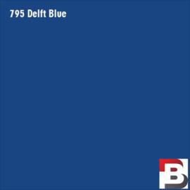 Snijfolie Plotterfolie Avery Dennison PF 795 Delft Blue