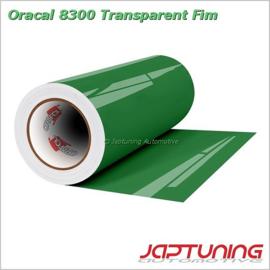Oracal Transparent Cal 8300-060 Dark Green