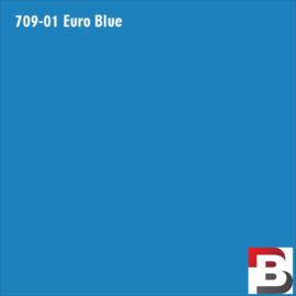 Snijfolie Plotterfolie Avery Dennison PF 709-01 Euro Blue