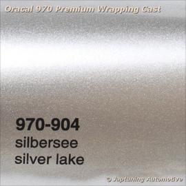 Wrap Folie Oracal Premium 970-904 - Silver Lake