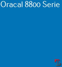Oracal 8800 Translucent Premium Cast Film 8800-547 Fjord Blue