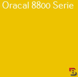Oracal 8800 Translucent Premium Cast Film 8800-021 Yellow