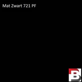 Snijfolie Plotterfolie Avery Dennison PF 721 Matt Black