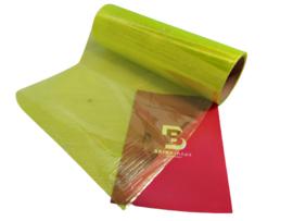 Tint wrap folie Fluor / NEON Geel