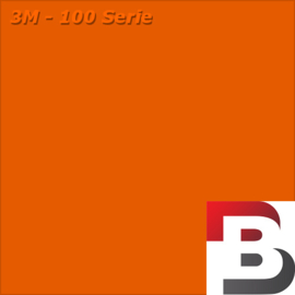 Snijfolie Plotterfolie 3M - 100-14 Bright Orange