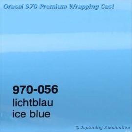 Wrap Folie Oracal Premium 970-056 - Ijsblauw