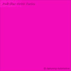 Poli-Flex Turbo Kleding folie - Neon Pink 4943