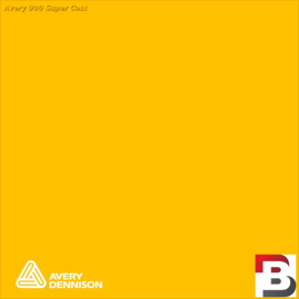 Snijfolie Plotterfolie Avery Dennison SC 902-01 Buttercup Yellow