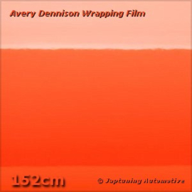 Avery Supreme Wrapping Film Gloss Orange