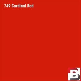 Snijfolie Plotterfolie Avery Dennison PF 749 Cardinal Red
