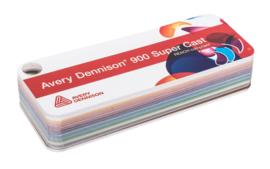Kleurenwaaier Avery Dennison 900 Serie
