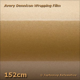 Avery Supreme Wrapping Film Gloss Metallic Gold