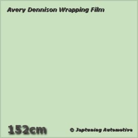 Avery Supreme Wrapping Film Gloss Light Pistachio