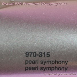 Wrap Folie Oracal Premium 970RA-315 Pearl Symphony