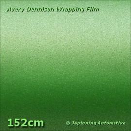 Avery Supreme Wrapping Film Mat Metallic Apple Green