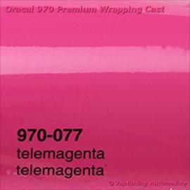 Wrap Folie Oracal Premium 970-077 - Telemagenta / Candy Pink