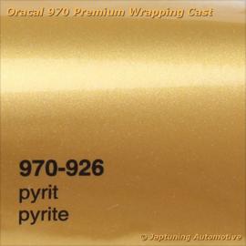 Wrap Folie Oracal Premium 970RA-926 Pyrite