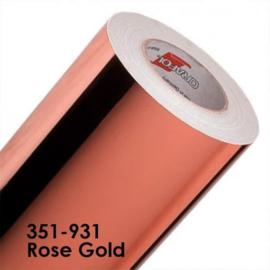 Spiegelfolie Oracal 351 - 931 Rose Gold