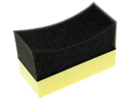 Bandendressing Applicator Zwart / Geel