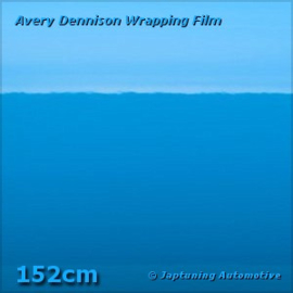Avery Supreme Wrapping Film Gloss Light Blue