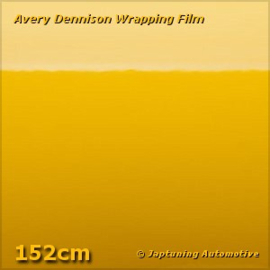 Avery Supreme Wrapping Film Gloss Yellow