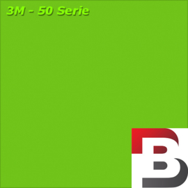 Snijfolie Plotterfolie 3M - 50-72 Light Green