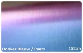 Wrap Folie Kameleon Donkerblauw / Paars