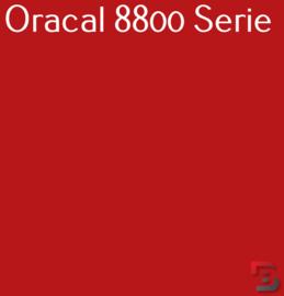 Oracal 8800 Translucent Premium Cast Film 8800-031 Red