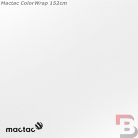 Mactac ColorWrap G01 Gloss White