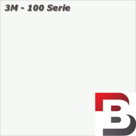 Snijfolie Plotterfolie 3M - 100-10 White