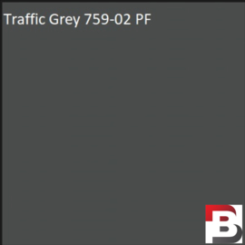 Snijfolie Plotterfolie Avery Dennison PF 759-02 Traffic Grey