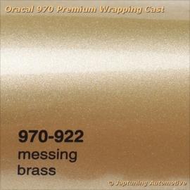Wrap Folie Oracal Premium 970RA-922 Brass
