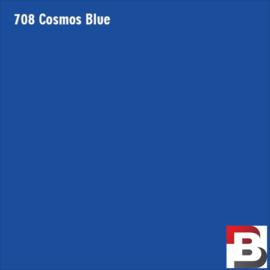 Snijfolie Plotterfolie Avery Dennison PF 708 Cosmos Blue