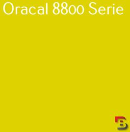 Oracal 8800 Translucent Premium Cast Film 8800-025 Brimstone Yellow