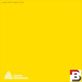 Snijfolie Plotterfolie Avery Dennison SC 951 Primerose Yellow
