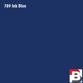 Snijfolie Plotterfolie Avery Dennison PF 789 Ink Blue