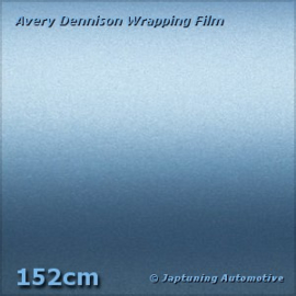 Avery Supreme Wrapping Film Mat Metallic Frosty Blue
