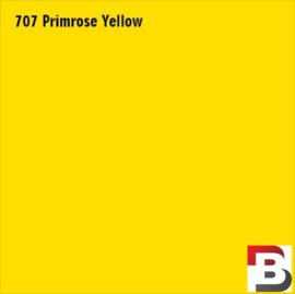 Snijfolie Plotterfolie Avery Dennison PF 707 Primrose Yellow