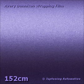 Avery Supreme Wrapping Film Mat Metallic Purple