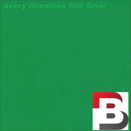 Snijfolie Plotterfolie Avery Dennison 532 Kelly Green