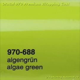 Wrap Folie Oracal Premium 970-688 - Algen Groen