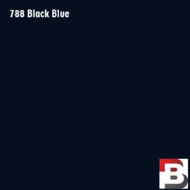 Snijfolie Plotterfolie Avery Dennison PF 788 Black Blue