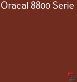 Oracal 8800 Translucent Premium Cast Film 8800-831 Middle Brown
