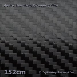 Avery Supreme Wrapping Film Carbon Fiber Black