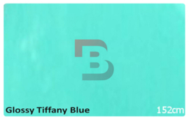 Wrapfolie Glans Turquoise