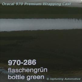 Wrap Folie Oracal Premium 970-286 - Flessen Groen