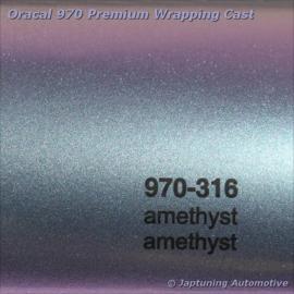 Wrap Folie Oracal Premium 970RA-316 Amethyst