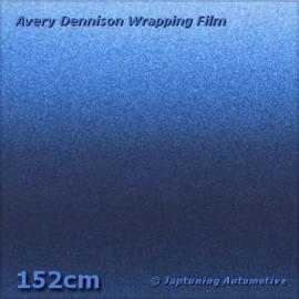 Avery Supreme Wrapping Film Mat Metallic Blue
