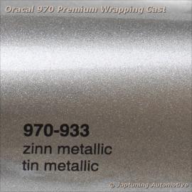Wrap Folie Oracal Premium 970RA-933 Tin Metallic
